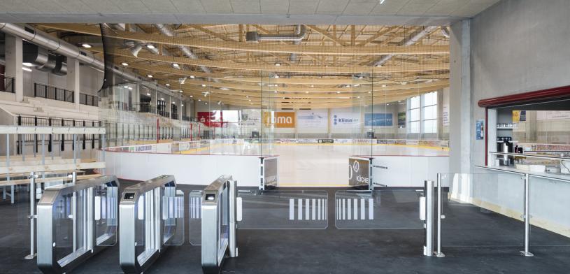 Eisstadion Burgau
